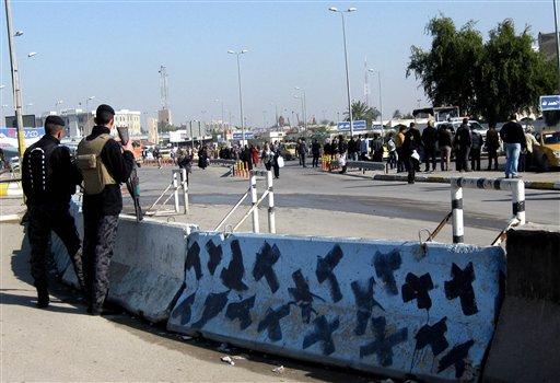 Car Bombs, Clashes Kill 18 Civilians in Iraq