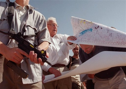 Ariel Sharon Laid to Rest on Family Farm