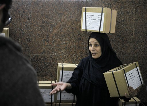 Islamist-Led Party to Boycott Egypt Vote