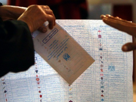 Good Turnout for U.S. Egyptians Voting on New Constitution