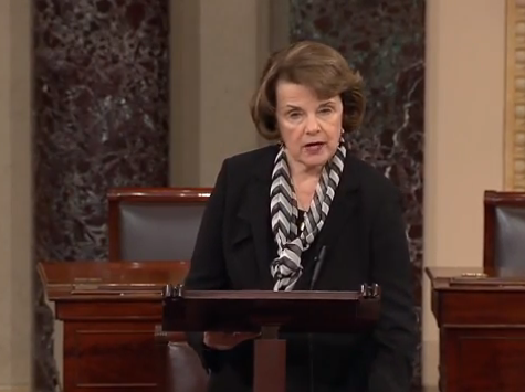 Feinstein: 'We Cannot Let Israel Determine When and Where the United States Goes to War'