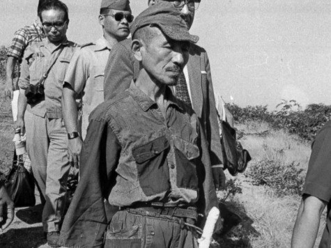 Hiroo Onoda, WWII Japanese Soldier Who Hid in Jungle Still Fighting Until 1974, Dies at 91