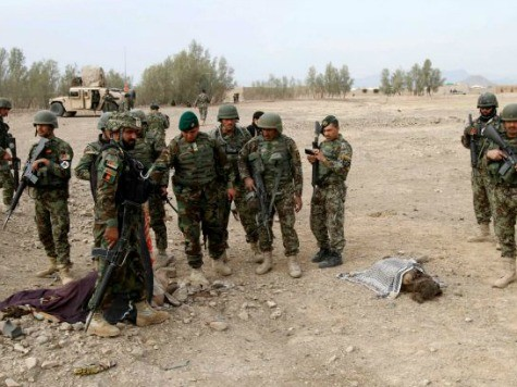 Taliban Kills U.S. Soldier in Military Base Attack in Southern Afghanistan