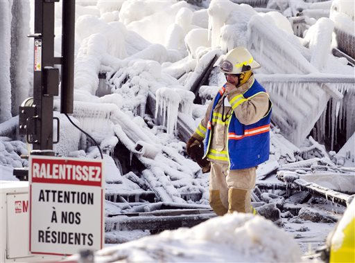 Total of 32 Believed Dead in Quebec Fire