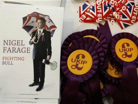UKIP's Plan To Target Disaffected Working Class Voters Pays Dividends