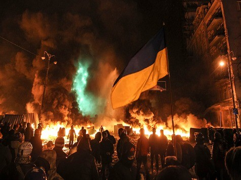Russia Stops Ukraine Bailout, Parliament Offers Protesters Amnesty