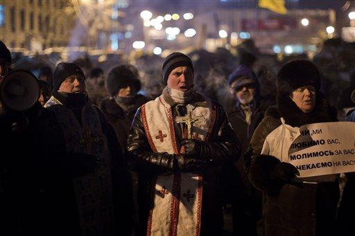 Missing Ukraine Activist Says He Was Tortured