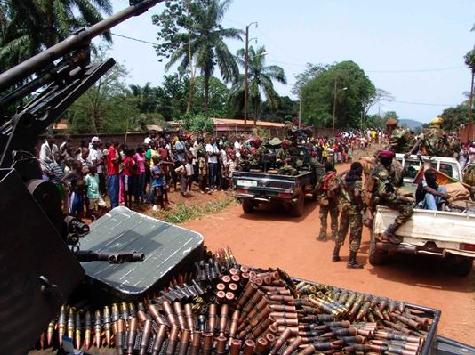 Major Food Shortage in Central African Republic