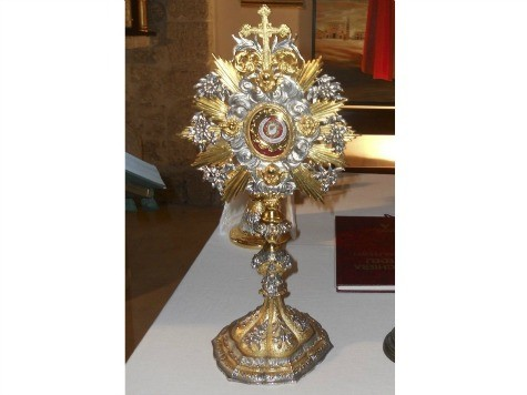 Italian Police find John Paul II Relic Discarded by Thieves
