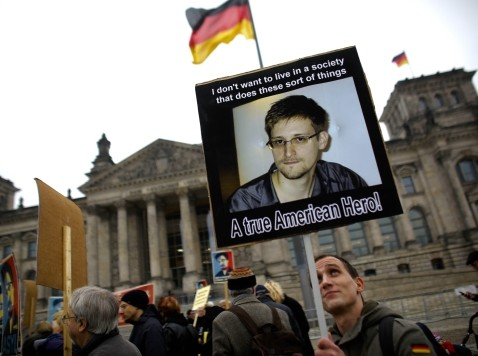 Hackers Sue German Government over NSA Spying