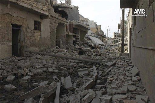 Al-Qaida breaks ties with group in Syria