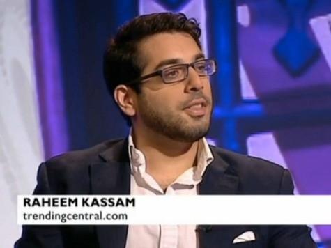 Breitbart London's Managing Editor Awarded 'Islamophobe of The Year'