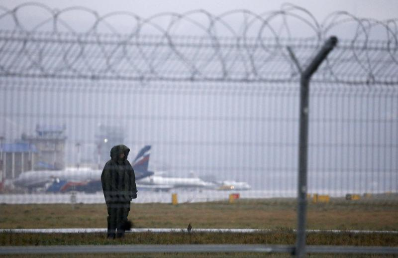 Report: U.S. Bans Carry-On Liquids, Gels on Flights to Russia