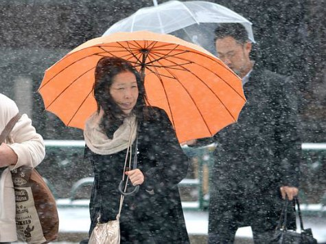 Japan Snowfall 'Kills three, Injures 500'