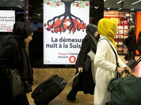 Switzerland Votes to Reintroduce Limits on Immigration