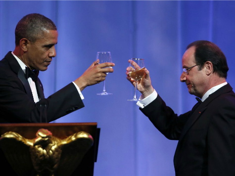 Obama's State Dinner for Hollande, and the Guest List's Profound French Connections