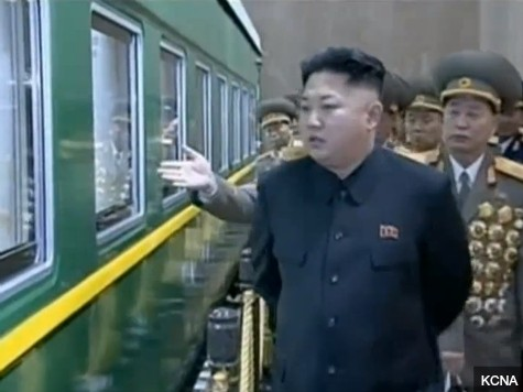 Kim Jong Un Visits Father's Grave on Late Leader's Birthday