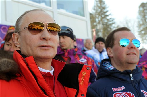 Putin in Sochi: A Disciplined Show