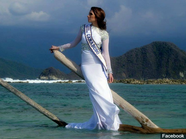 22-Year Old Beauty Queen Fifth Death in Venezuelan Anti-Government Protests