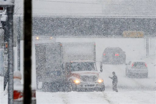 After Short Break, Winter Returns to Central US