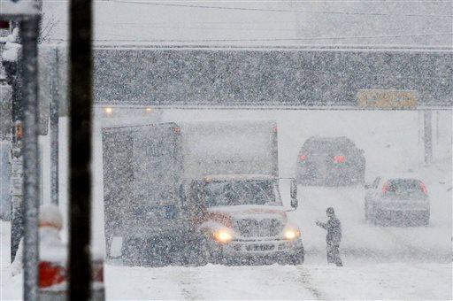 After Short Break, Winter Returns to Central US