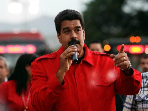 President Maduro Scolds John Kerry: Rebuke 'Threatens Venezuela with More Violence'