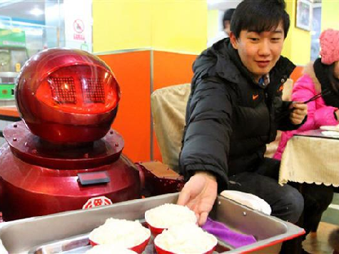 Rise of Robot Laborers in China Could Change Global Trade Game
