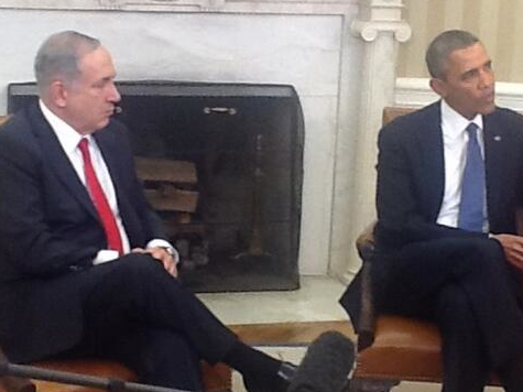 Netanyahu Tells Obama: Pressure the Palestinians Instead