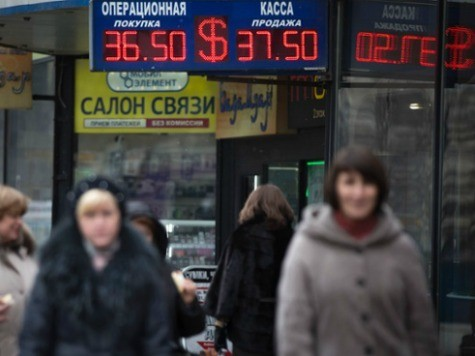Russia MICEX Loses $58.4 Billion, More Than They Spent on Winter Olympics