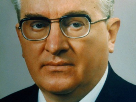 Remember Andropov? Putin Does