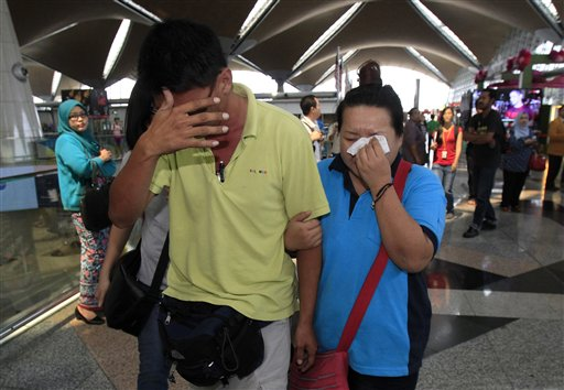 Two on Missing Malaysia Jet Used Stolen EU Passports