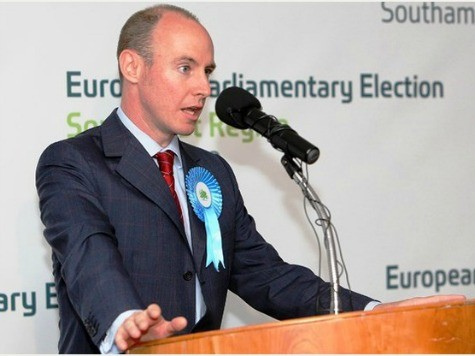 Watch: Daniel Hannan's New EU Video: 'Wrong Then, Wrong Now'