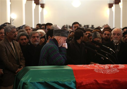 Swedish Journalist Shot to Death in Afghan Capital
