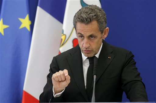 Former French President Sarkozy Embroiled in New Corruption Scandal