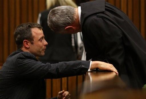 Pistorius Vomits During Graphic Testimony