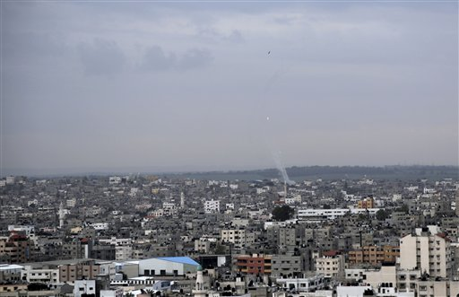 Israel: Gaza Militants Fire More Rockets on Israel