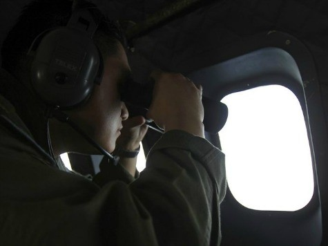 Report: Missing Malaysian Plane Flew Faster than Previously Thought, Shifting Search Area