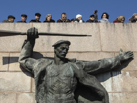 Crimea Prepares for Referendum on Sunday