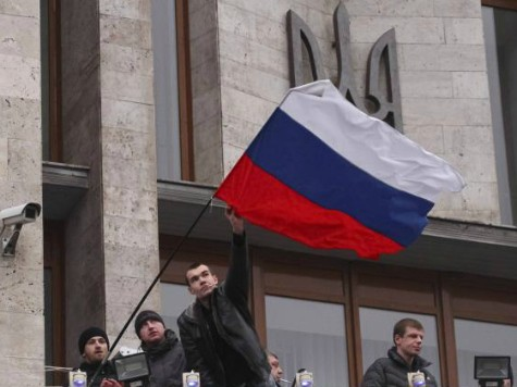 Pro-Russians Protest in Donetsk, Seize More Government Buildings