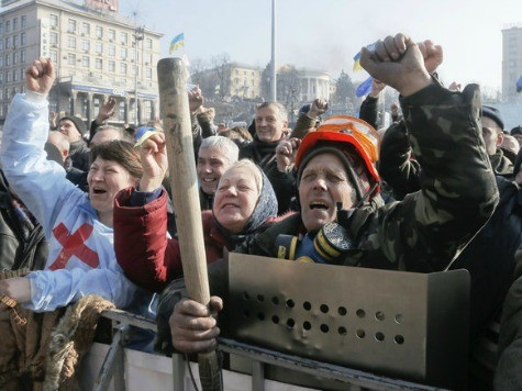 East Ukraine Governor: 'We Will Defend Ourselves' against Russia