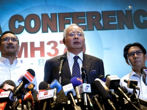 Malaysian Government Retracts Original Timeline of Plane's Last Message