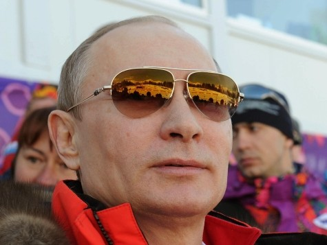 World View: Putin's Approval Ratings Soar in Russia over Crimea Annexation
