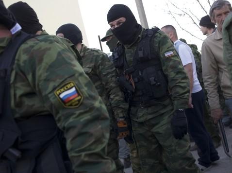 World View: Russia's Crimea Annexation Brings Entire European Union into Question
