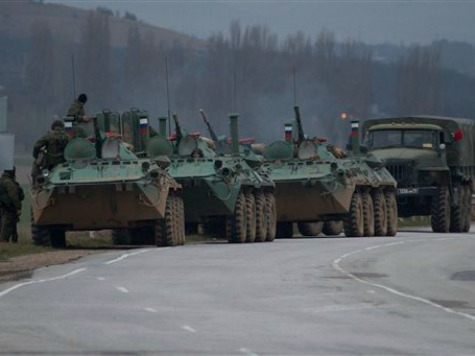 Ukrainian President Orders Troops out of Crimea after Russia Captures Base
