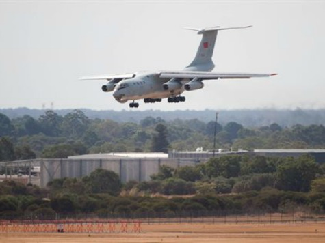 Australians, Chinese Spot Objects in Indian Ocean in Missing Plane Search