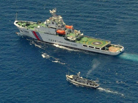US Accuses China of Provoking Philippines