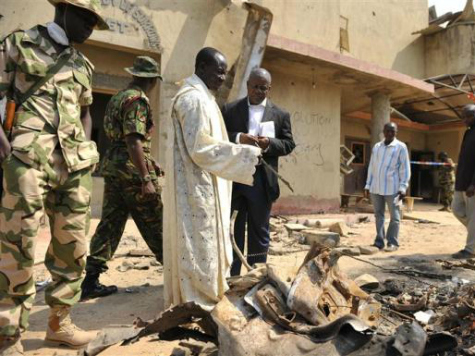 Muslim Youth in Nigeria Attack School, Burn Church over Test Question
