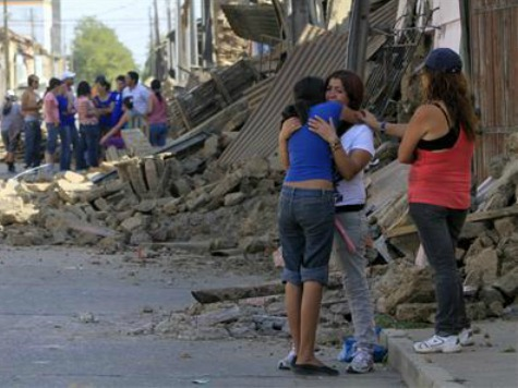 300 Inmates Escape Prison During Deadly Chile Earthquake
