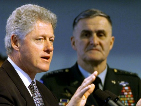 Military Gun-Free Zones Clarified, Implemented Under Bill Clinton