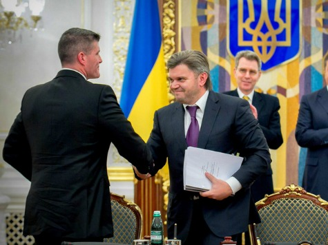 Chevron Will Honor Fracking Contract with Ukraine